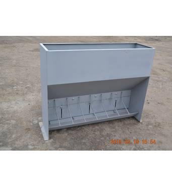 Кормушки для поросят (от 10 - 50 кг) для доращивания 16 секций