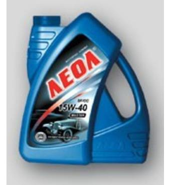 Дизельне масло Леол ДИЗЕЛЬ (М-4042) SAE 10W-40 API CС купити у роздріб
