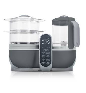 Кобайн кухонний багатофункціональний BABYMOOV A001124 All in One Industrial grey