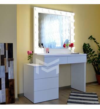 Визажный стол М617 МИЛАН Украина