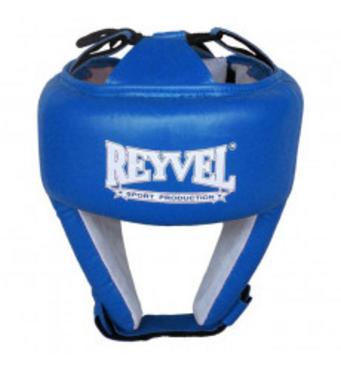 Шлем боксерский к/з REYVEL