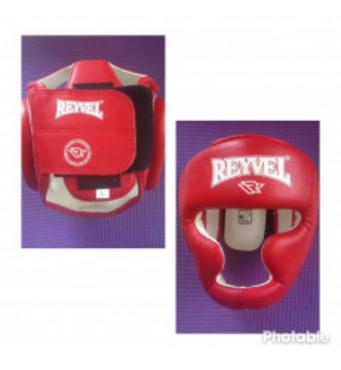Шлем боксерский Reyvel тренировочный к/з