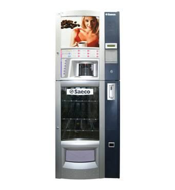 Комбиснековый автомат Saeco Combi Espresso,  Blue,  повне ТЕ