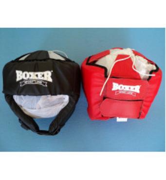 Шлем боксерский Boxer тренировочный к/з