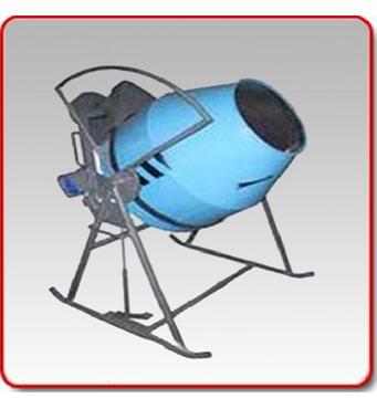 Гравитационная бетономешалка БСР-300 (380 В)