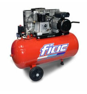Компресор FIAC AB 150-360 (350л/хв.; 220В; ресівер 150л)