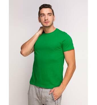 Чоловіча футболка Manatki Зелений S (2000000000558)