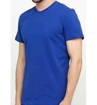 Чоловіча футболка Manatki Синій M (2000000000558)