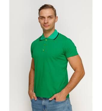 Поло мужское Manatki Зеленый L (2000000000152)