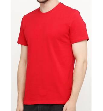 Чоловіча футболка Manatki Червоний XL (2000000000558)