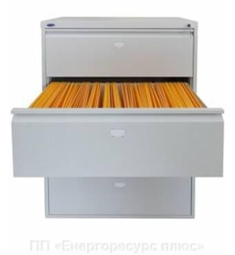 Шкаф картотечный файловый 4С
