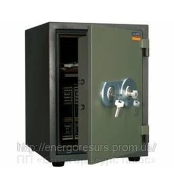 Вогнестійкий сейф VALBERG FRS-49 KL