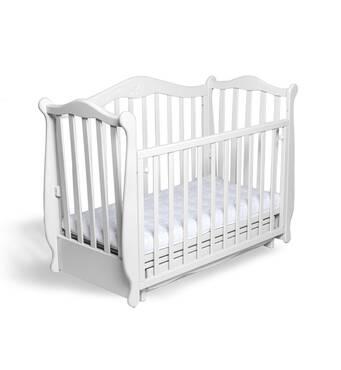 Ліжко Жасмін біле