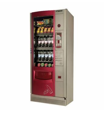 Торговий снековый автомат Saeco Smeraldo 36