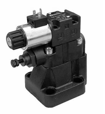 Предохранительный клапан с электрическим управлением RQM*-P купить в Луцке