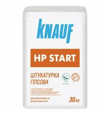 Штукатурка гіпсова KNAUF START