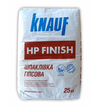Шпаклівка гіпсова KNAUF FINISH