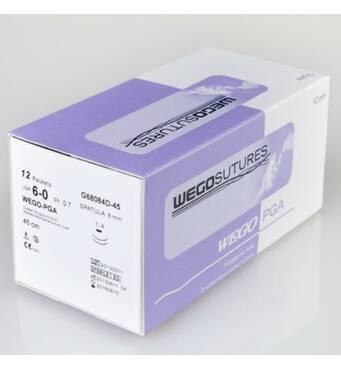 ПГА 2 нить 95 cм игла 26 мм таперкат 1/2 купить оптом