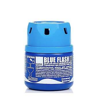 Средство гигиеническое для унитаза Blue Flash до 1500 смываний