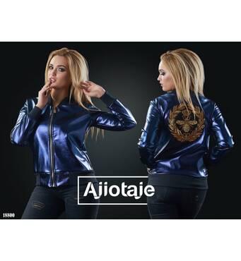 Куртка - 18800 (темно-синій)