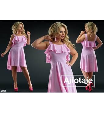 Сукня - 20951 (рожева)
