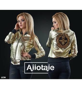 Куртка - 18799 (золотой)