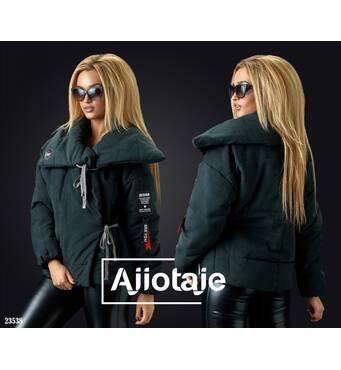 Куртка - 23538 (черный)