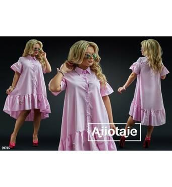 Сукня - 20765 (рожевий)