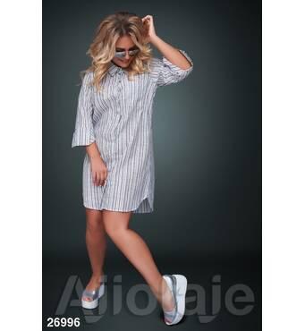 Платье - 26996 (графит)
