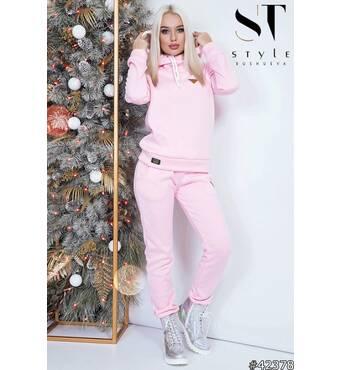Спортивний костюм 42378 (рожевий)