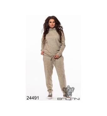 Спортивний костюм   (бежевий) - 24491