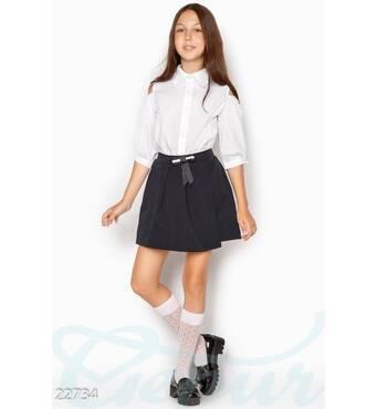 Шкільна юбка-шорты