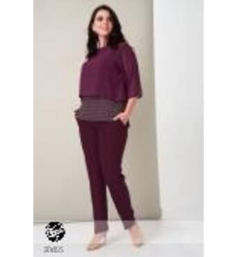 Костюм: блуза і брюки