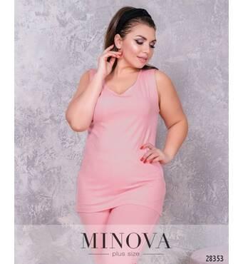 Піжама №846-рожевий