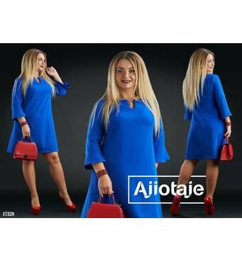 Платье - 17328 (электрик)