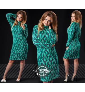 Сукня - 12890 (м'ята)