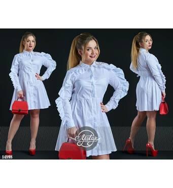 Сукня - 14898 (білий)