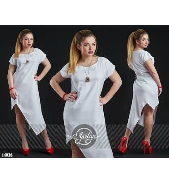 Сукня - 14936 (білий)