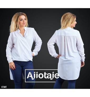 Рубашка - 17507 (белый)