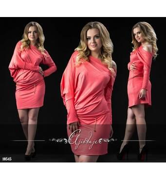 Сукня - 10545 (корал)