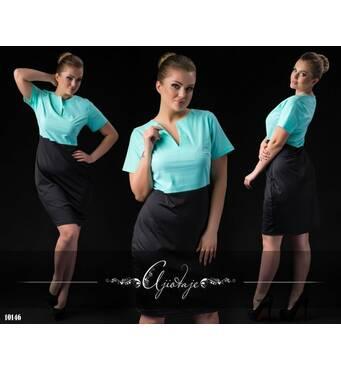 Сукня - 10146 (м'ята)