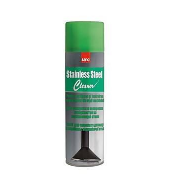 Засіб для чищення нержавіючої сталі Sano Stainless Steel Cleaner, 475 мл.