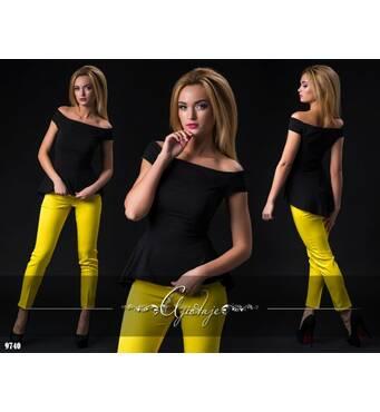 Костюм - 9740 (желтый)