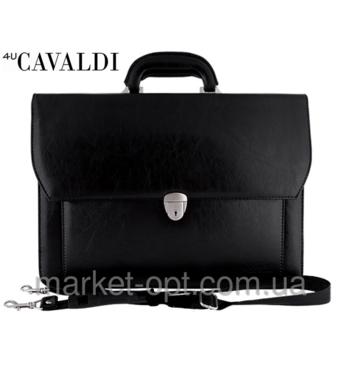 Портфель мужской бренд CAVALDI Польша 2 цвета