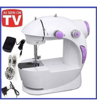 Міні-швацька машина  Mini Sewing Machine  4in1