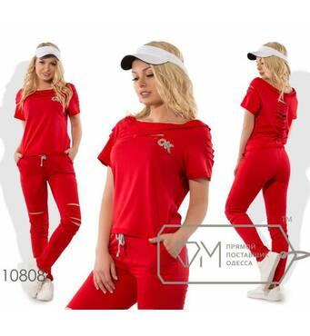 Жіночий спортивний костюм,р. норма 42,44,46,48  Фабрика Моди