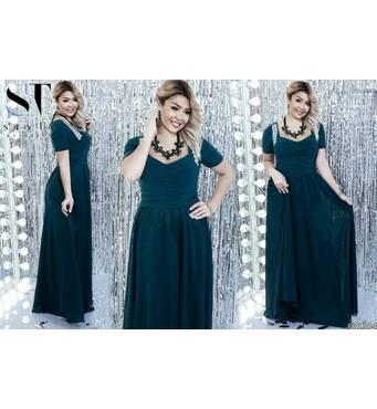 Вечернее  платье женское батал р.48-52  ST Style