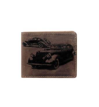 Чоловічий гаманець Always Wild з машиною Польща