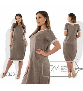 Сукня жіноча, батал р.50-52, 54-56  Фабрика Моди  XL