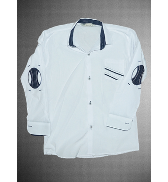 "Стильна сорочка для хлопчика  ""Paulo Carvelli"", р.116-146, Туреччина"